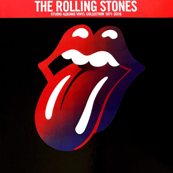The Rolling Stones - Studio Albums Vinyl Collection (20LP Boxset)