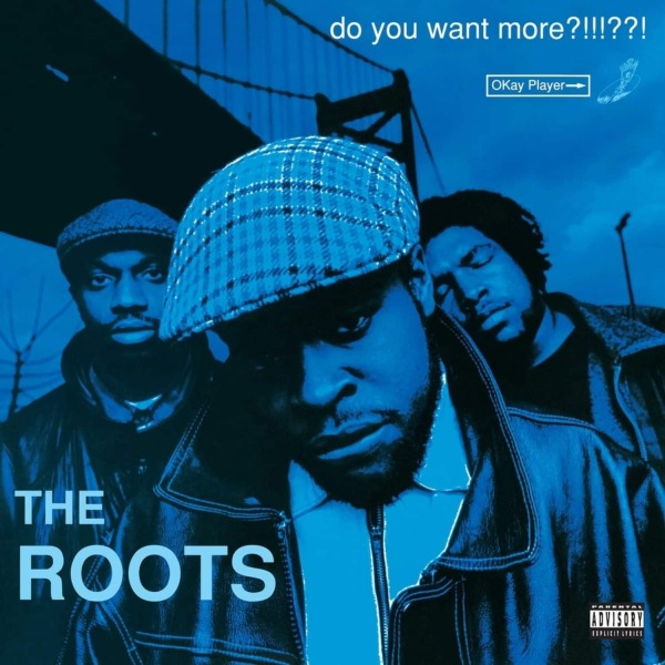 The Roots - Do You Want More?!!!??! (Ltd. 3LP Deluxe Edition) (Back)