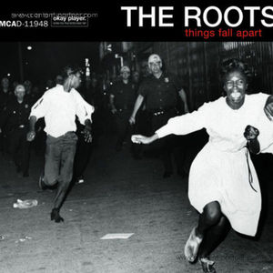 The Roots - Things Fall Apart (2LP, Reissue, Gatefold)