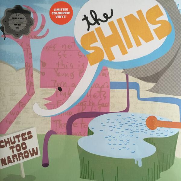 The Shins - Chutes Too Narrow (Neon Orange Vinyl)