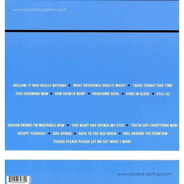 The Smiths - Hatful of Hollow (Back)