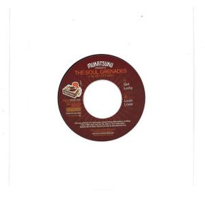 The Soul Grenades - A Blast Of Funk! (Back)