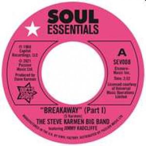 """The Steve Karmen Big Band - Breakway (Part I+II) (7"""")"""