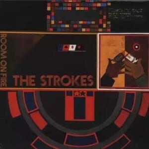 The Strokes - Room on Fire (Black Vinyl LP Reissue)