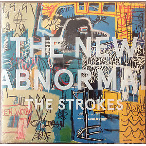 The Strokes - The New Abnormal (Black Vinyl LP) (Back)