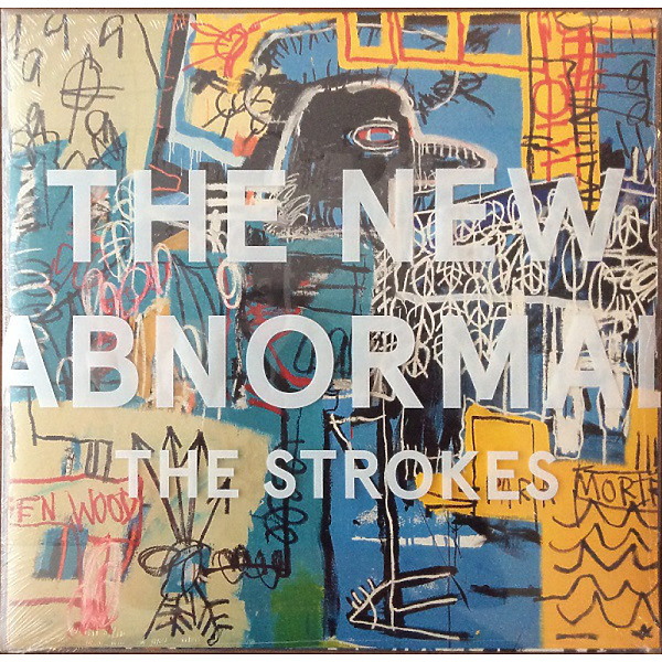The Strokes - The New Abnormal (Black Vinyl LP)