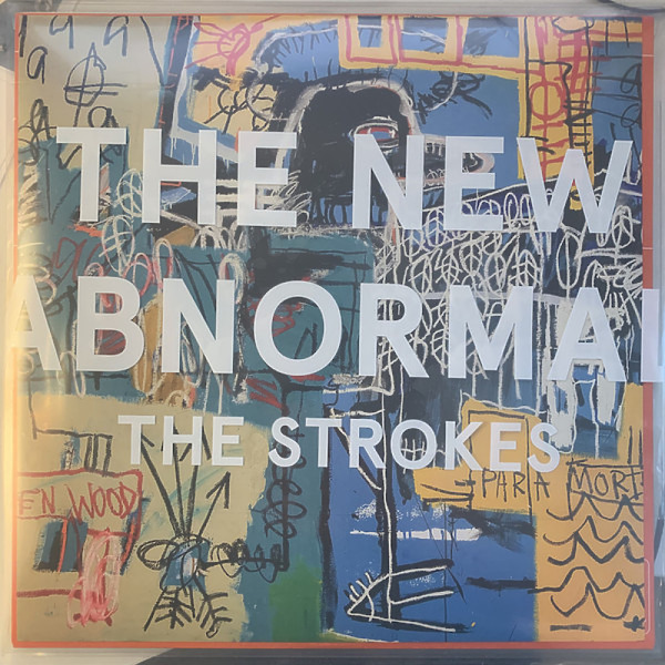 The Strokes - The New Abnormal (Ltd. Opaque Red Indie Edition)