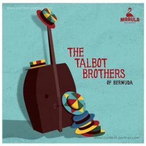 The Talabot Brothers Of Bermuda - The Talabot Brothers Of Bermuda (Vinyl only!)