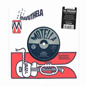 "The Toreadors - Thembi / Gwinyitshe (7"" Vinyl)"