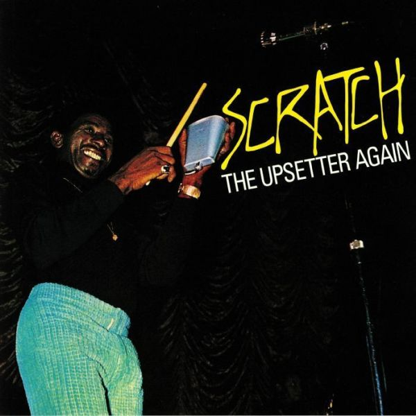 The Upsetters - Scratch The Upsetter Again (Ltd. Orange Vinyl)