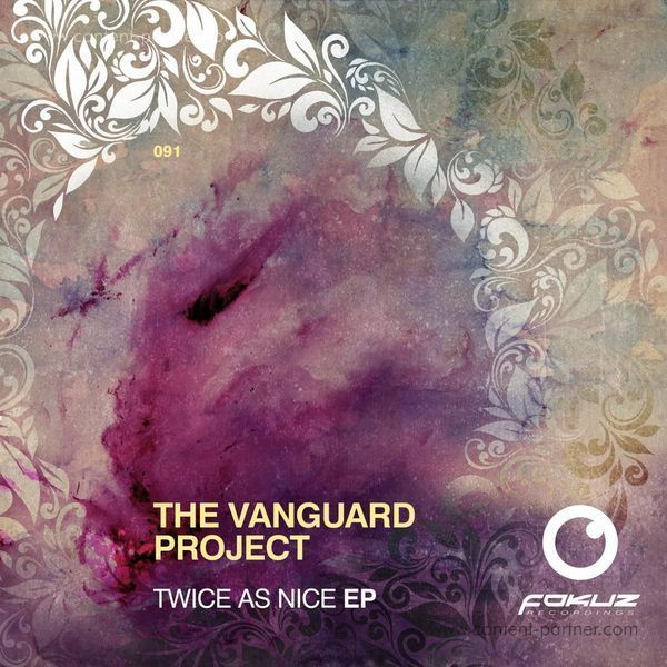The Vanguard Project - Twice As Nice Ep (Back)