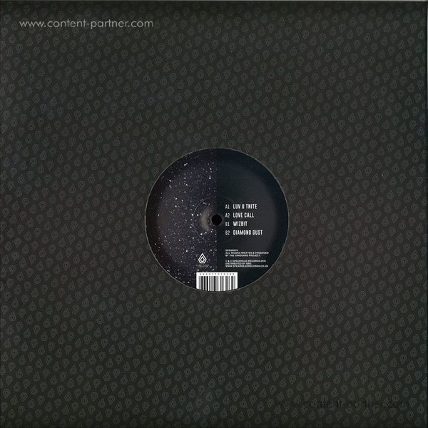 The Vanguard Project - Volume Four Ep (Back)