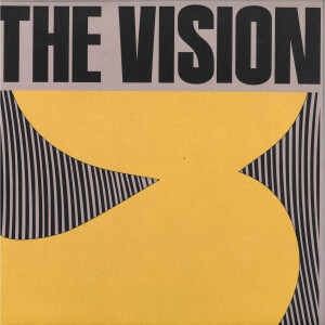 The Vision - The Vision (2LP)