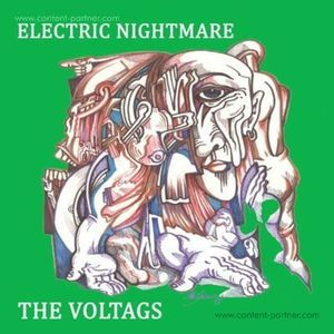 The Voltags - Electric Nightmare (LP)