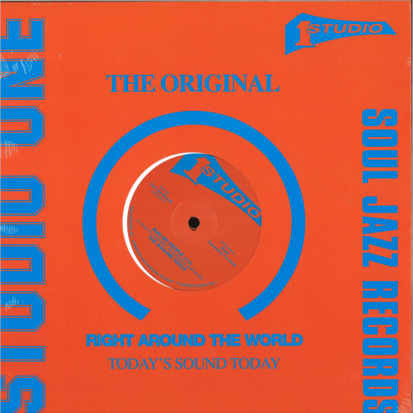 "The Wailing Souls - Trouble Maker / Run My People (Ltd. Edition 12"")"