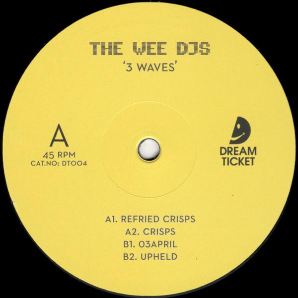 The Wee DJs - 3 Waves (Vinyl Only)