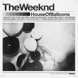 The Weeknd - House of Balloons (2LP)