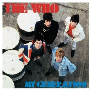 The Who - My Generation (Ltd. Deluxe 3LP)