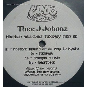 Thee J Johanz - Tibethan Heartbet Taxiway Rising