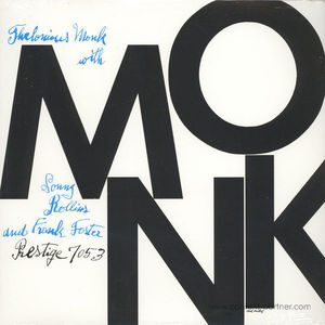 Thelonious Monk Quintet - Monk (Back to Black Ltd. Ed.)