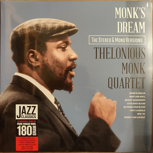 Thelonious Monk - Monk's Dream (The Stereo & Mono Versions 2LP)