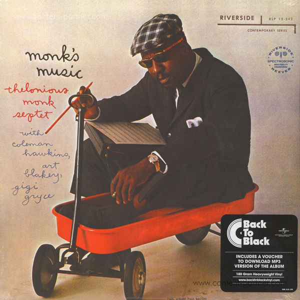 Thelonious Monk - Monk's Music (Back to Black Edt.)