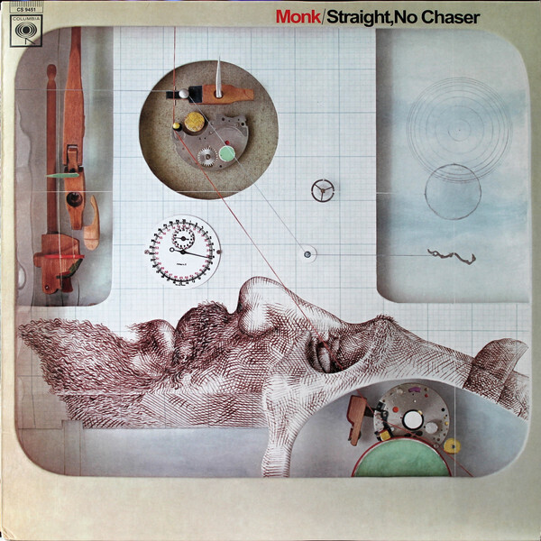 Thelonious Monk - Straight No Chaser (180g LP)