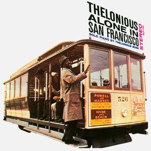 Thelonious Monk - Thelonious Alone In San Francisco (Ltd. LP)