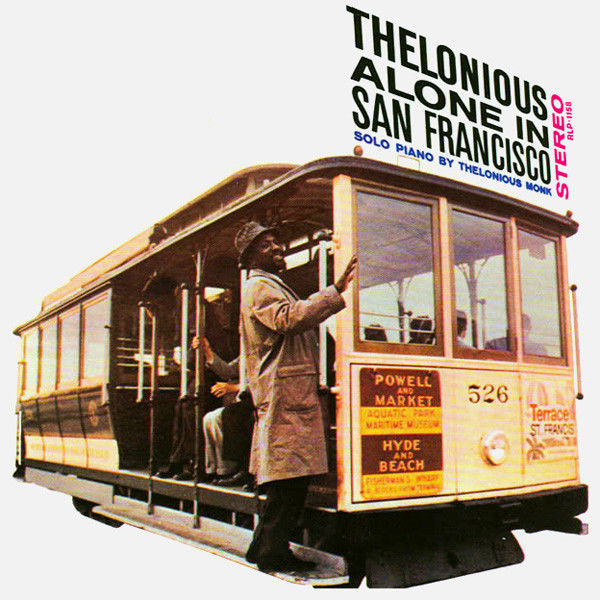 Thelonious Monk - Thelonious Alone In San Francisco (Ltd. LP)