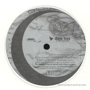 Theo Parrish & Leron - The 1987 EP