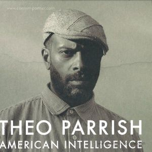 Theo Parrish - American Intelligence (3x12'')