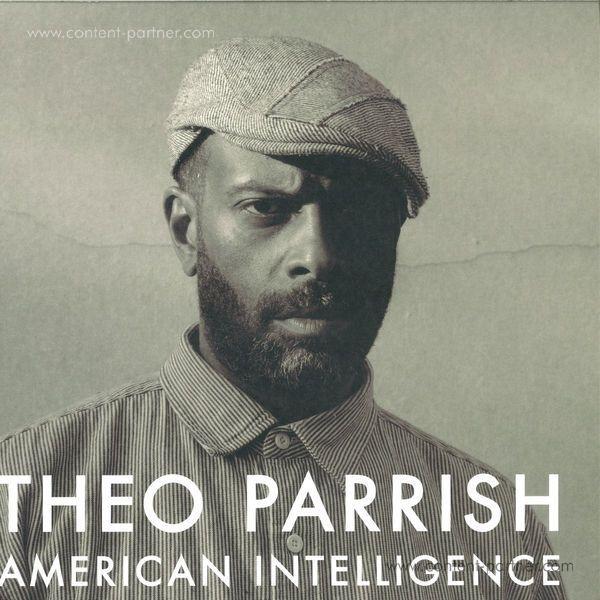 Theo Parrish - American Intelligence (3x12'')