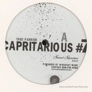 Theo Parrish - Capritarious #7 (Repress)