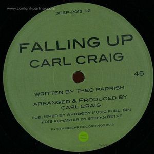 Theo Parrish - Falling Up 2013 Remastered
