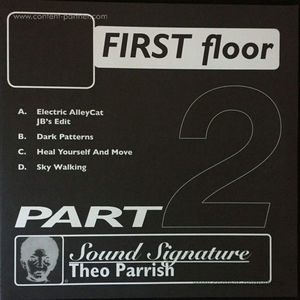 Theo Parrish - First Floor Pt. 2 (2LP Reissue)