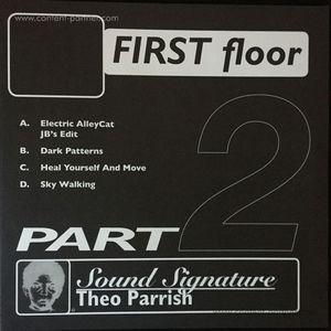 Theo Parrish - First Floor Pt. 2 (2LP Reissue)