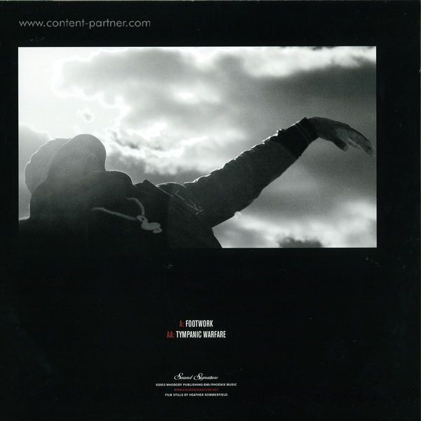 Theo Parrish - Footwork (back in!) (Back)