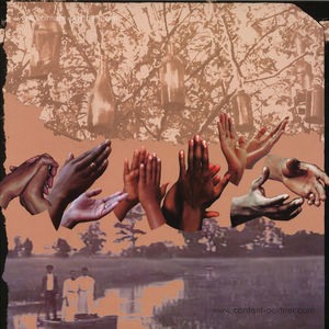Theo Parrish - Preacher's Coming / Gullah Geechee