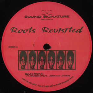 Theo Parrish - Roots Revisited/walking Thru (2021 Repress)