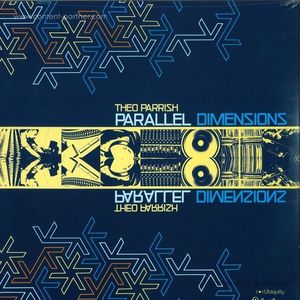 Theo Parrish - parallel dimensions