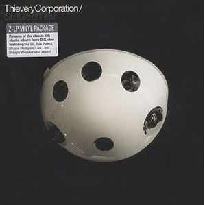 Thievery Corporation - Culture Of Fear (2LP Repress 2018)