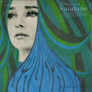 Thievery Corporation - Saudade (180g)