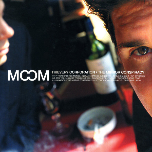 Thievery Corporation - The Mirror Conspiracy (2LP Repress 2018)