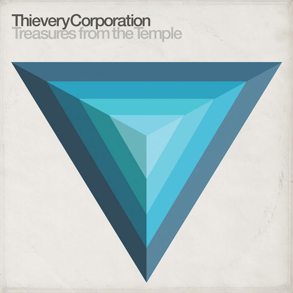 Thievery Corporation - Treasures From The Temple (Ltd. Coloured 2LP)