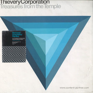 Thievery Corporation - Treasures from the Temple (2LP)