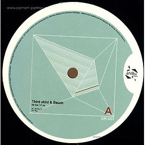 Third Child & Bauch - Mr. Bar 17 VINYL ONLY