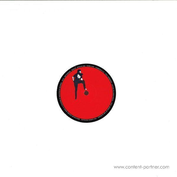 Third Side - Harmonia EP (Back)