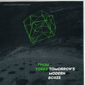 Thom Yorke - Tomorrow's Modern Boxes (white vinyl)