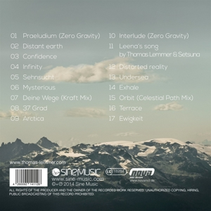 Thomas Lemmer - Zero Gravity (Back)