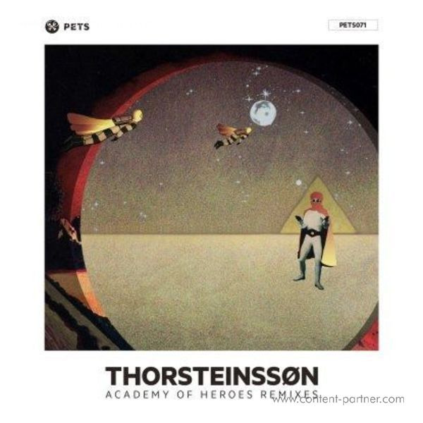 Thorsteinsson - Academy Of Heroes Remixes EP